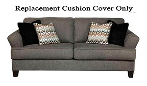 Ashley® Gayler Sofa Replacement Cushion Cover Only, 4120138 Gray