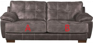 Jackson®Drummond Dusk 429603 Sofa or 429602 Love Seat Replacement Cushion Cover