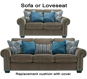 Ashley® Navasota replacement cushion cover, 8700238 sofa or 8700235 love