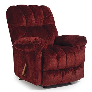 McGinnis Swivel Rocker Recliner