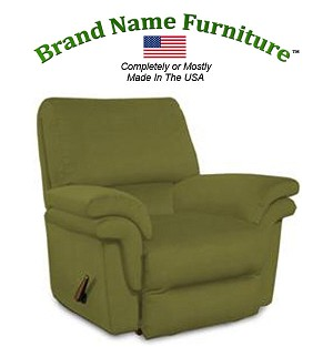 Green Recliner Chair Wallhugger