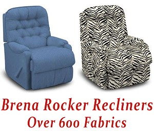 Brena Rocker Recliner