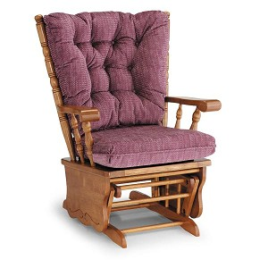 Jive Swivel Glider Rocker