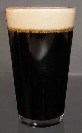 Fake Food Beer Pint With Stout