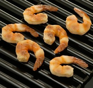 Fake Food Grilled Shrimp (pack of 6)