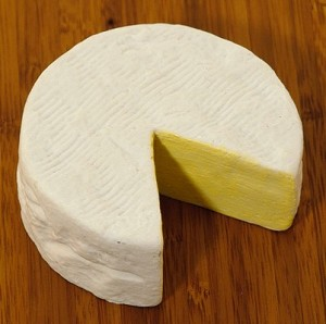 Fake Food Brie Cheese small/cut