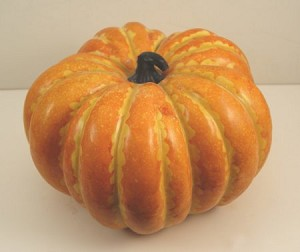 Fake Food Pumpkin