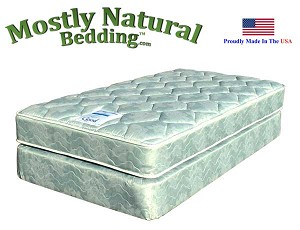 Twin Size Abe Feller® Mattress Set GOOD