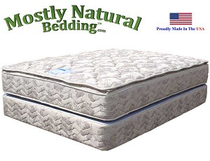Queen XL Size Abe Feller® Mattress Set GRAND
