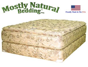 California King Size Abe Feller® Mattress Set SUPREME