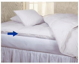 Queen Size Feather Bed
