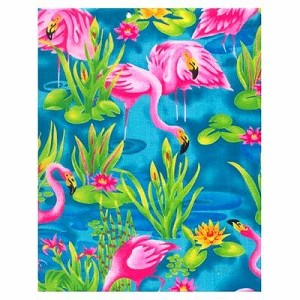 Flamingo Tropical Bedding and Beach Bedding