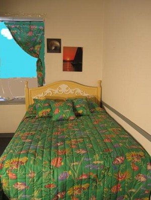 Green Fish Tropical Bedding and Beach Bedding