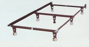 Three Quarter Size Heavy Duty Bed Frame