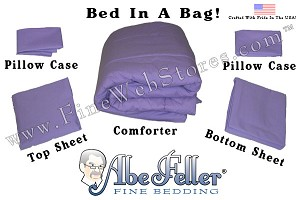 Lavender Bed In A Bag Queen Size