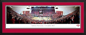 Indiana University Assembly Hall Deluxe Framed Picture