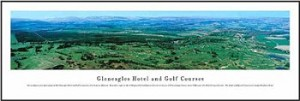 Gleneagles Hotel and Golf Courses, Scotland, Skyline Picture