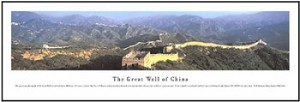 Great Wall of China, China Skyline Picture