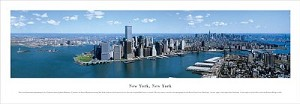 New York, New York Panoramic Picture 1