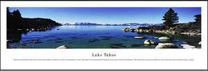 Lake Tahoe Skyline Picture