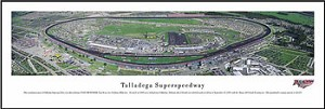 Talladega Superspeedway Skyline Picture