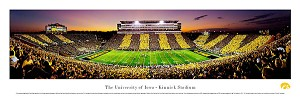 University of Iowa Kinnick Stadium Picture