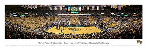 Wake Forest University Arena Picture