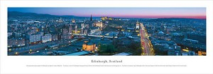Edinburgh, Scotland Panoramic Picture