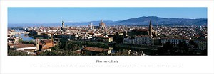 Florence, Italy Panoramic Picture