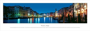 Venice, Italy Panoramic Picture 2