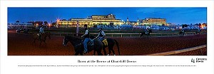 Dawn at the Downs at Churchill Downs Picture