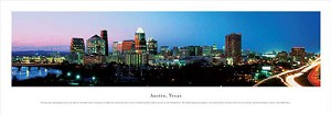 Austin, Texas Panoramic Picture 2