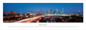 Dallas, Texas Panoramic Picture 1b