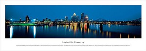 Louisville, Kentucky Panoramic Picture 2