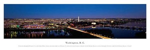 Washington, D.C Panoramic Picture 2