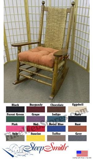 Kennedy Style Rocking Chair Seat Cushion