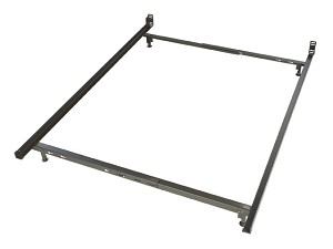 Low Profile Twin Size Metal Bed Frame