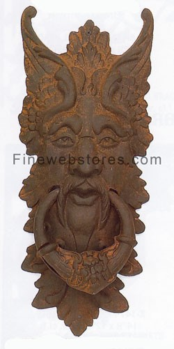 Rustic Northwind Door Knocker