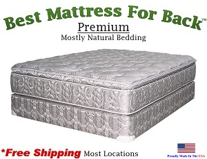 Full XL Premium, Best Mattress For Back