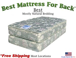 Twin XL Best, Best Mattress For Back