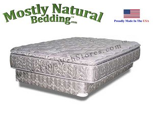 Expanded Queen Mattress And Box Foundation Set Abe Feller® Premium