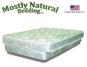 Expanded Queen Mattress And Box Foundation Set Abe Feller® Good