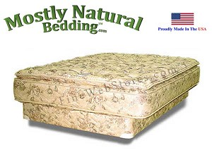 Expanded Queen Mattress And Box Foundation Set Abe Feller® Supreme