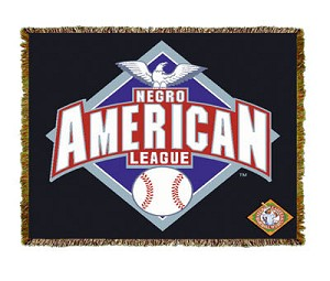 Negro League Baseball Diamond Tapestry