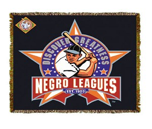 Negro League Baseball Discover Tapestry
