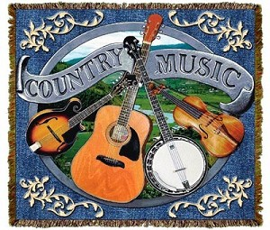 Country Music Tapestry