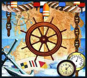 Nautical Tapestry