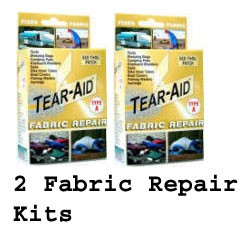 Tent Repair Kit Repair Patches Set Of Two Boxes