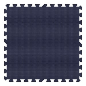 Navy Blue Soft Floor Tile Kit