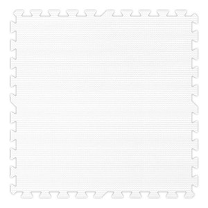 White Soft Floor Tile Kit